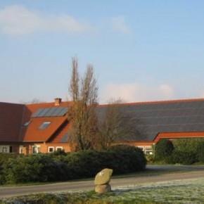 """3e inzending P-NUTS Awards 2011: """"Zonne-energie in Oosterhesselen"""""""