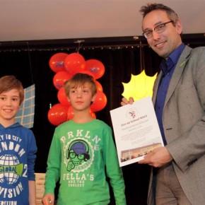 """25ste inzending P-NUTS 2013: """"Zevenheuvelenloop veroorzaakt duurzame kettingreactie bij Nijmeegse scholen"""""""