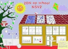 """21ste inzending P-NUTS 2013: """"Zon Op School NSV2"""""""