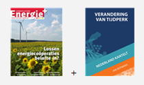 Energie+ Jaarabonnement en boek Jan Rotmans
