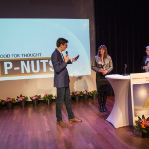 Food for Thought tijdens P-NUTS Awards 2015