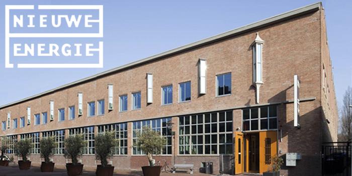 """43ste inzending P-NUTS Awards 2015: """"Nieuwe Energie Zonnecentrale Leiden"""""""