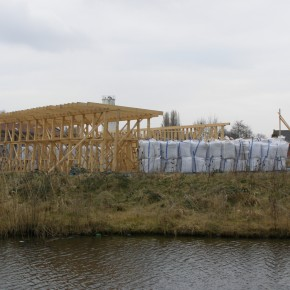 "32ste inzending P-NUTS Awards 2015: ""Urban Earthship Alkmaar"""