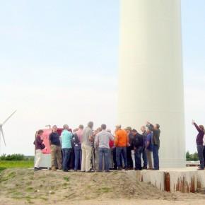 "67ste inzending P-NUTS Awards 2015: ""Stukje Nieuwbouw Windpark"""